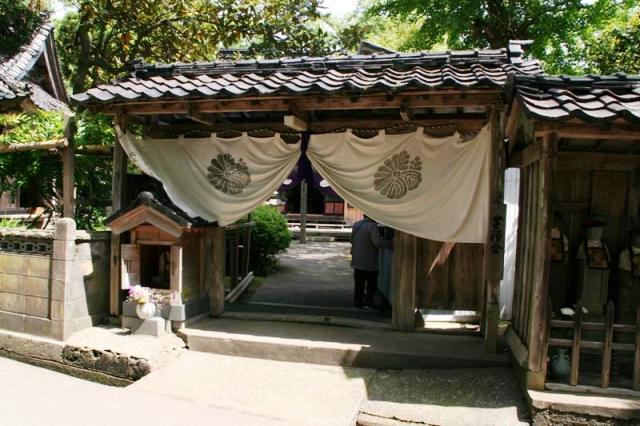 一つ灸東泉寺 (3)